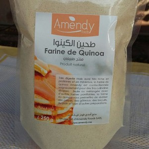 Semoule de Quinoa