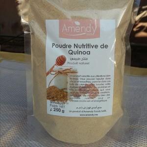 Poudre Nutritive de Quinoa
