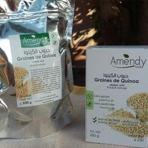 Graines de Quinoa