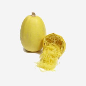 Courge spaguetti